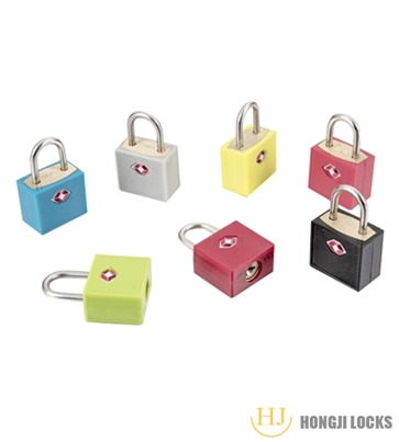 What is the difference between a safety padlock and an ordinary padlock?