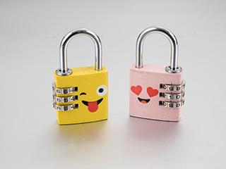 Passwort-Vorhängeschloss